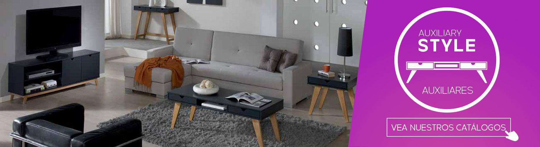Muebles auxiliares