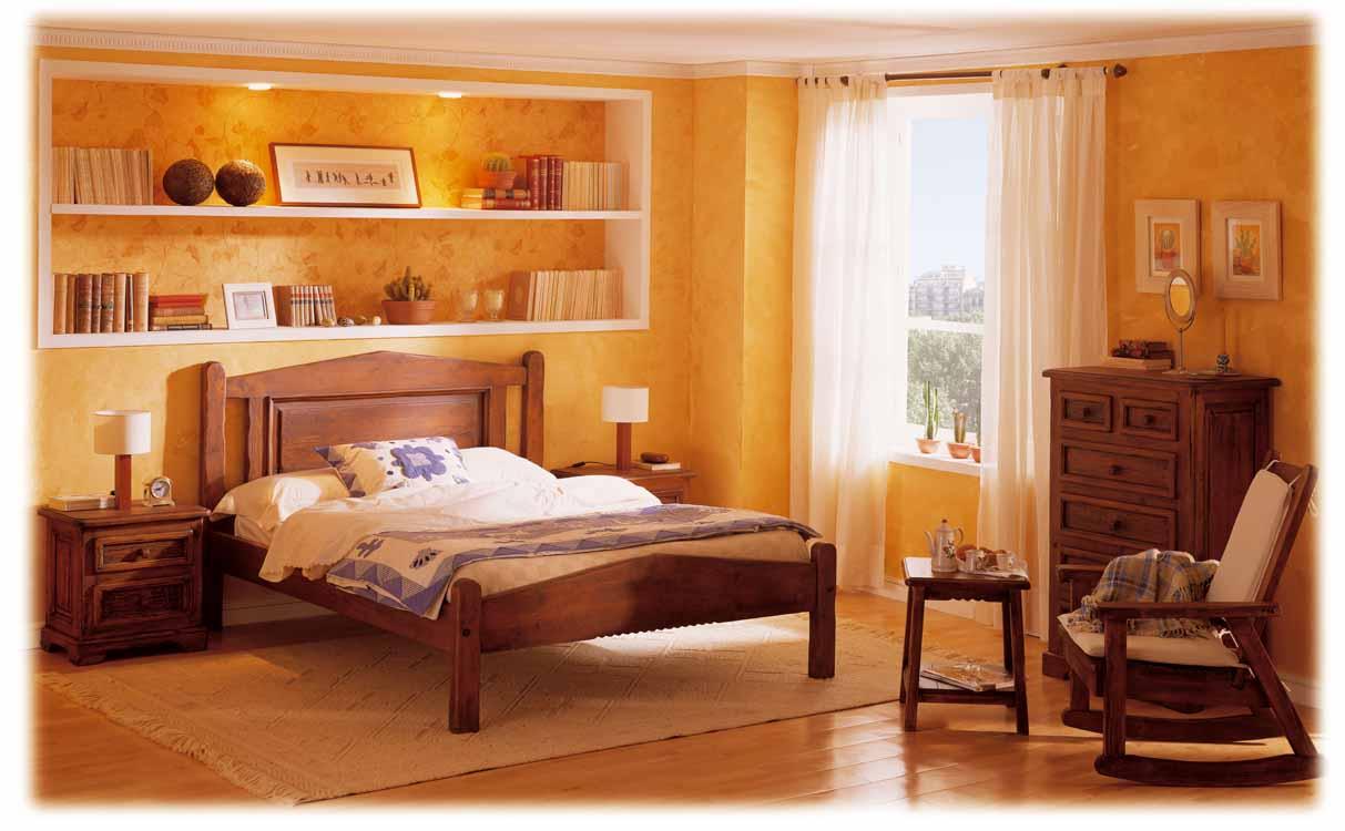 Tendencias en camas de matrimonio for Decoracion de habitaciones de matrimonio rusticas