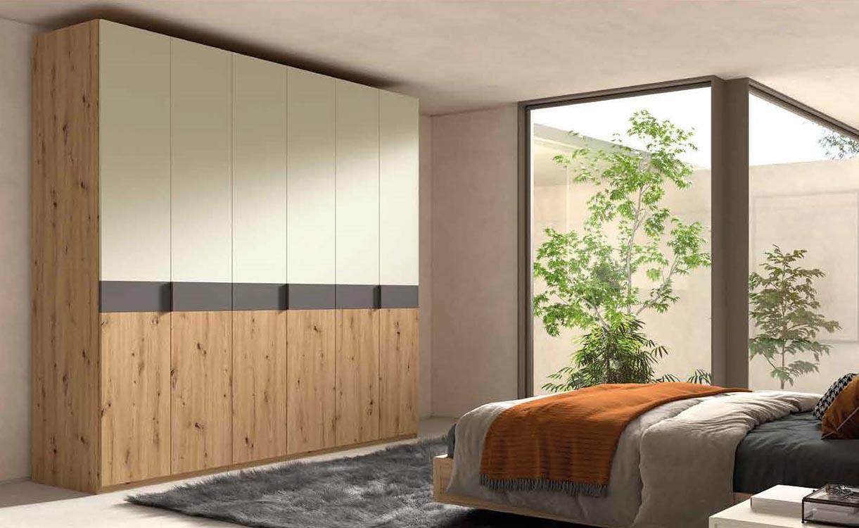 http://www.munozmuebles.net/nueva/catalogo/dormitorios-actuales.html -  Fotos de muebles de madera en tienda de Madrid