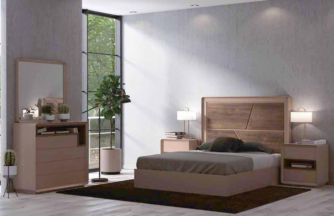 Ofertas de habitaciones contempor neas for Ofertas dormitorios