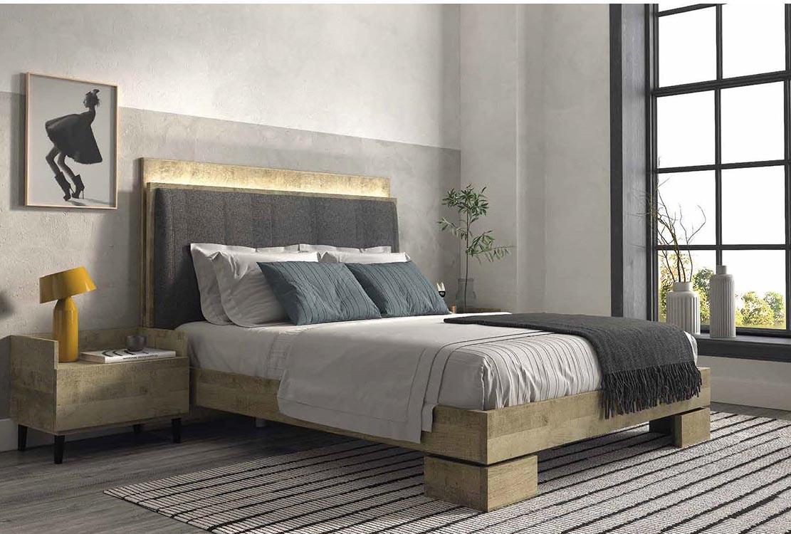 Cabeceros de cama baratos for Camas muebles baratas
