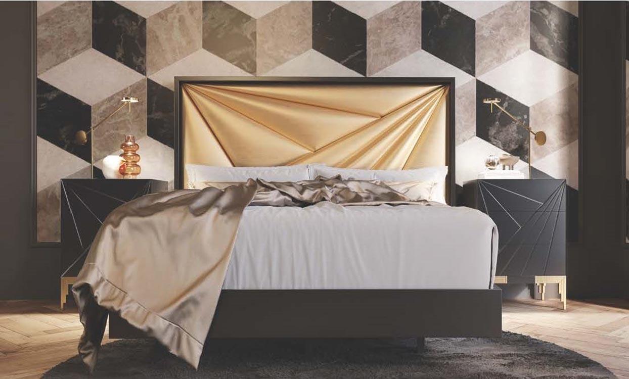 http://www.munozmuebles.net/nueva/catalogo/dormitorios-clasicos.html - Gama de  muebles de color violeta claro en Toledo