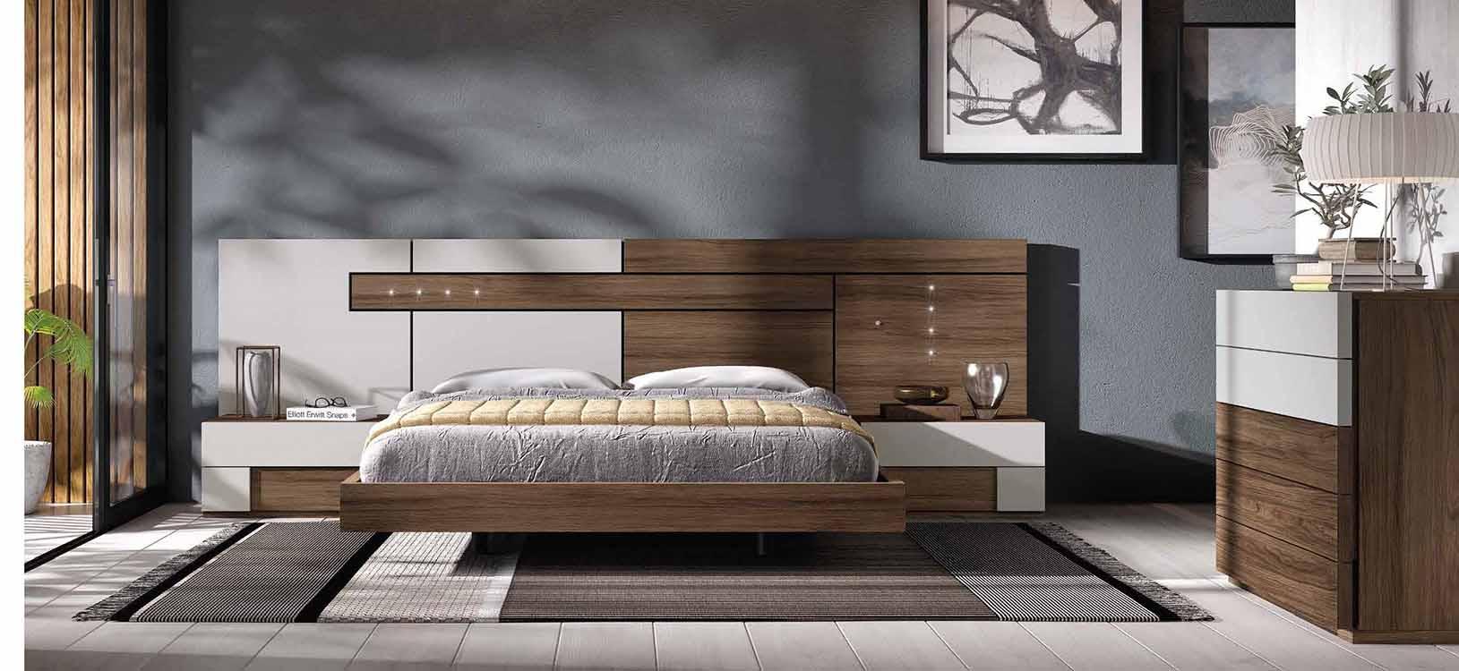 Comprar camas grandes for Muebles para dormitorios modernos