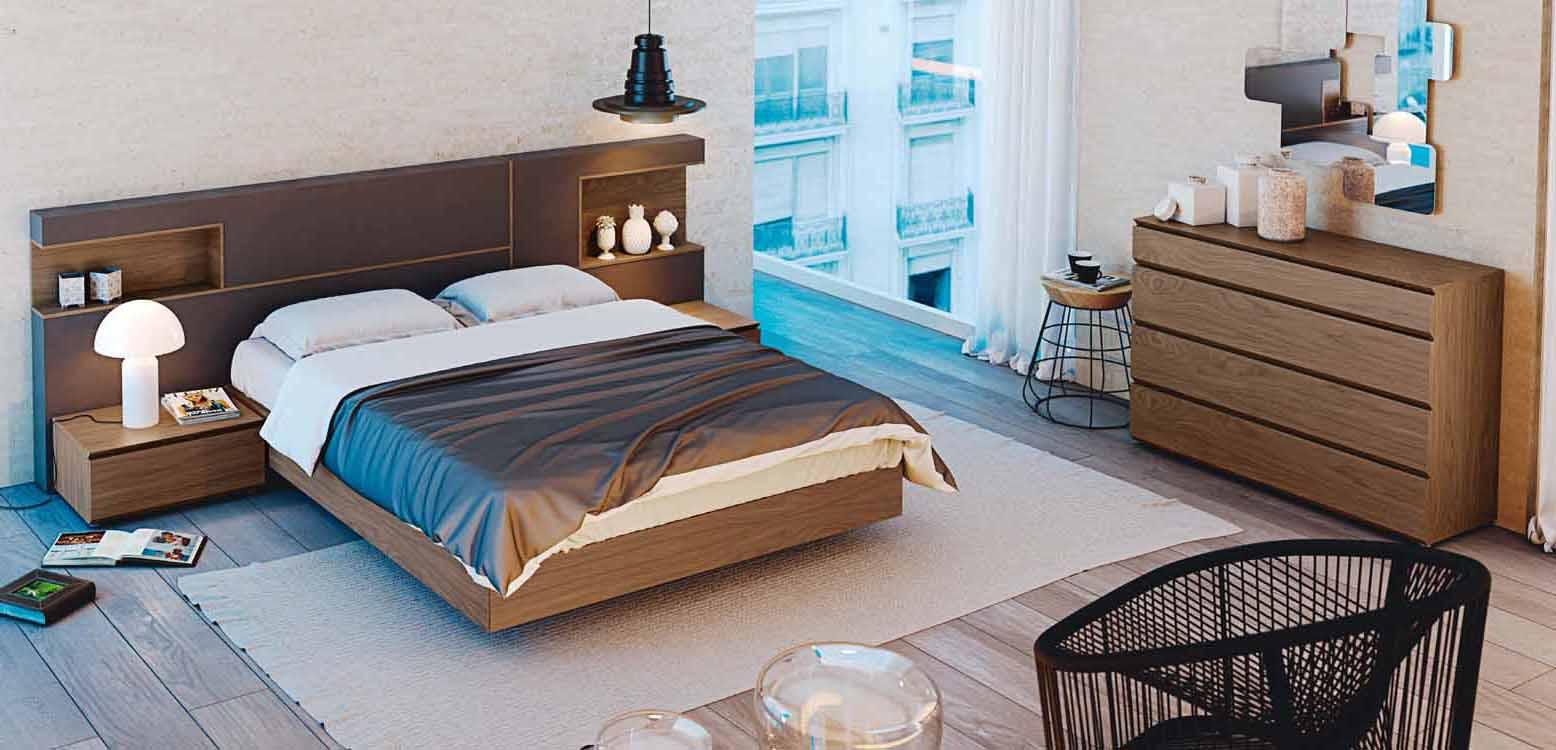 Camas de calidad for Dormitorios actuales