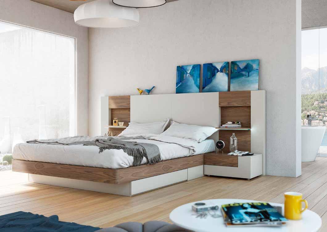 Tocadores bonitos for Dormitorios rusticos modernos