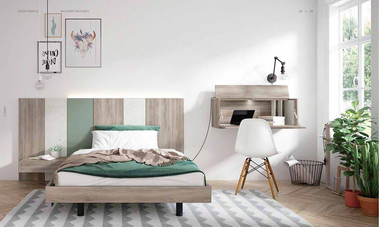 Precios de camas de matrimonio for Precios de dormitorios