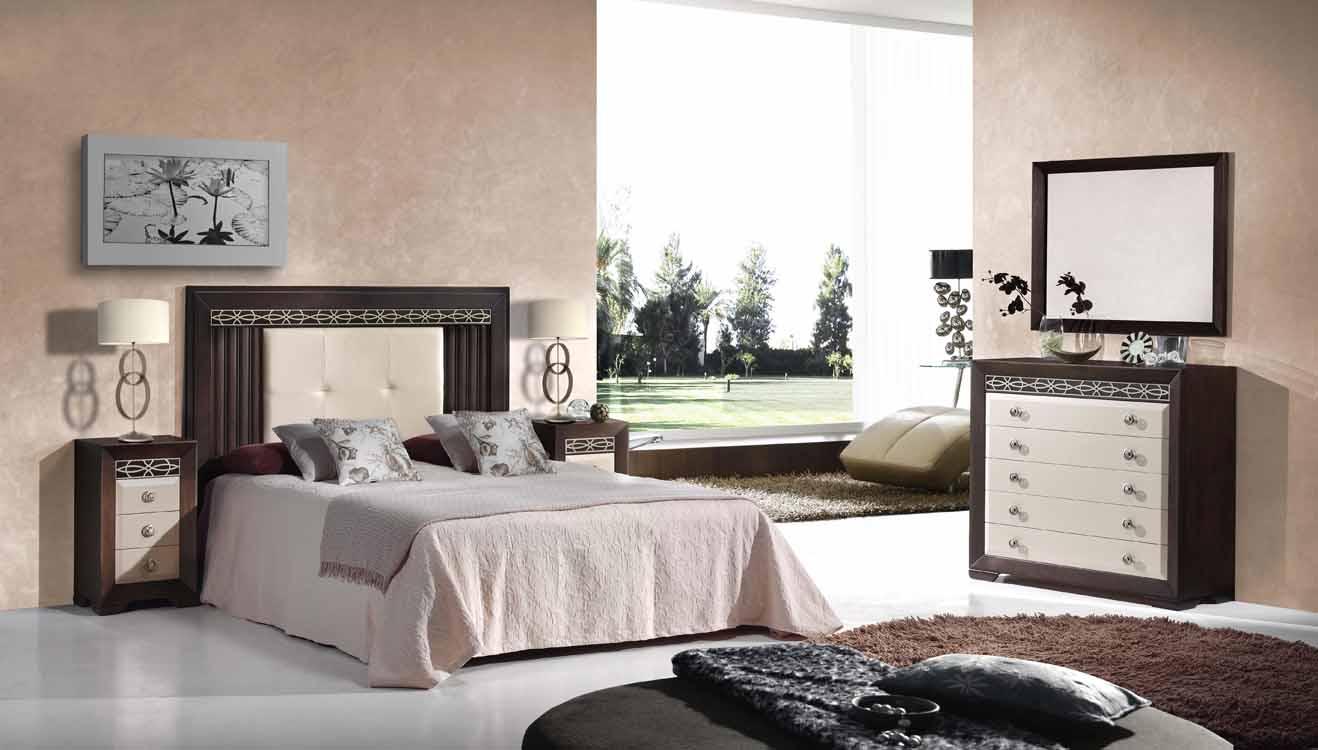 Camas r sticas compactas for Dormitorios 2 camas muebles