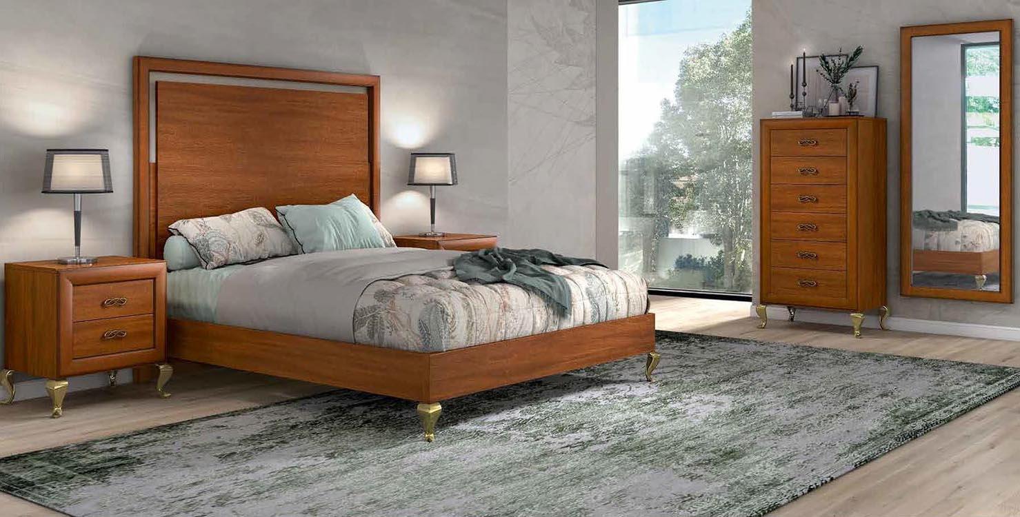 Dormitorios con camas abatibles verticales for Cabeceros y canapes