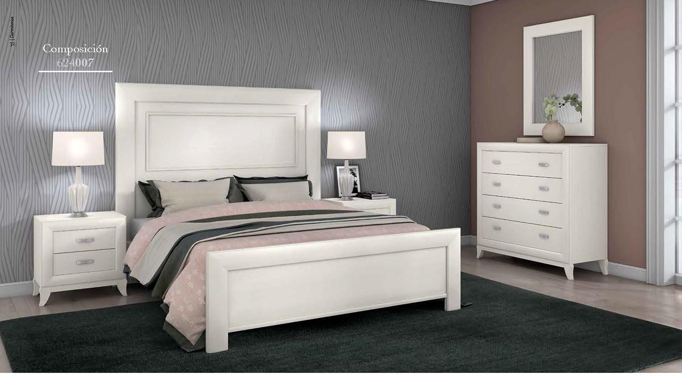 http://www.munozmuebles.net/nueva/catalogo/dormitorios-clasicos.html - Foto con  muebles de madera de acebo
