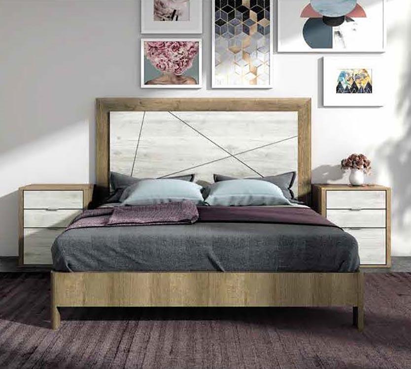 Muebles Muñoz  Modelo Código 1027  Catálogo 10  Dormitorios