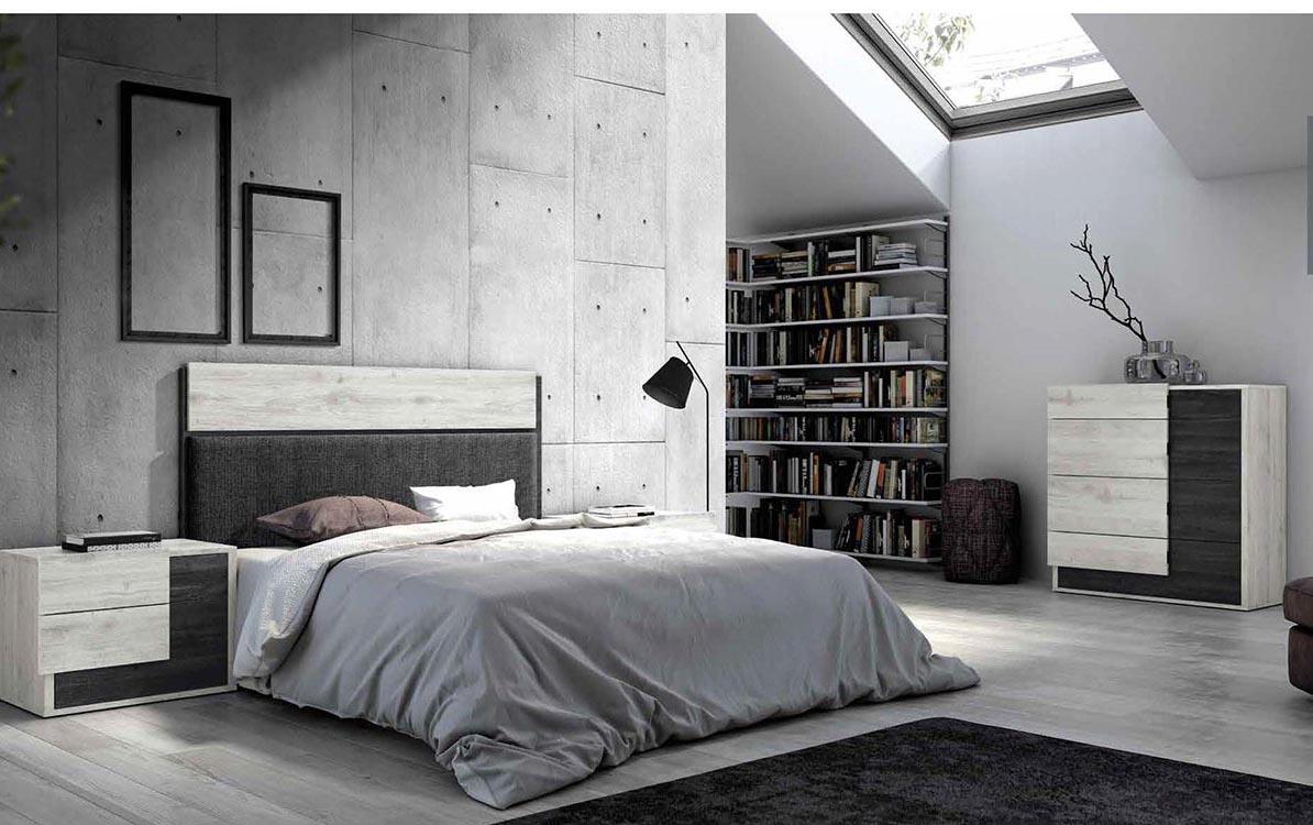 Camas grandes de calidad for Dormitorios actuales
