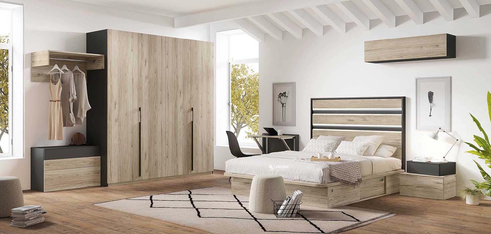 http://www.munozmuebles.net/nueva/catalogo/dormitorios-actuales.html -  Espectaculares muebles de cerezo
