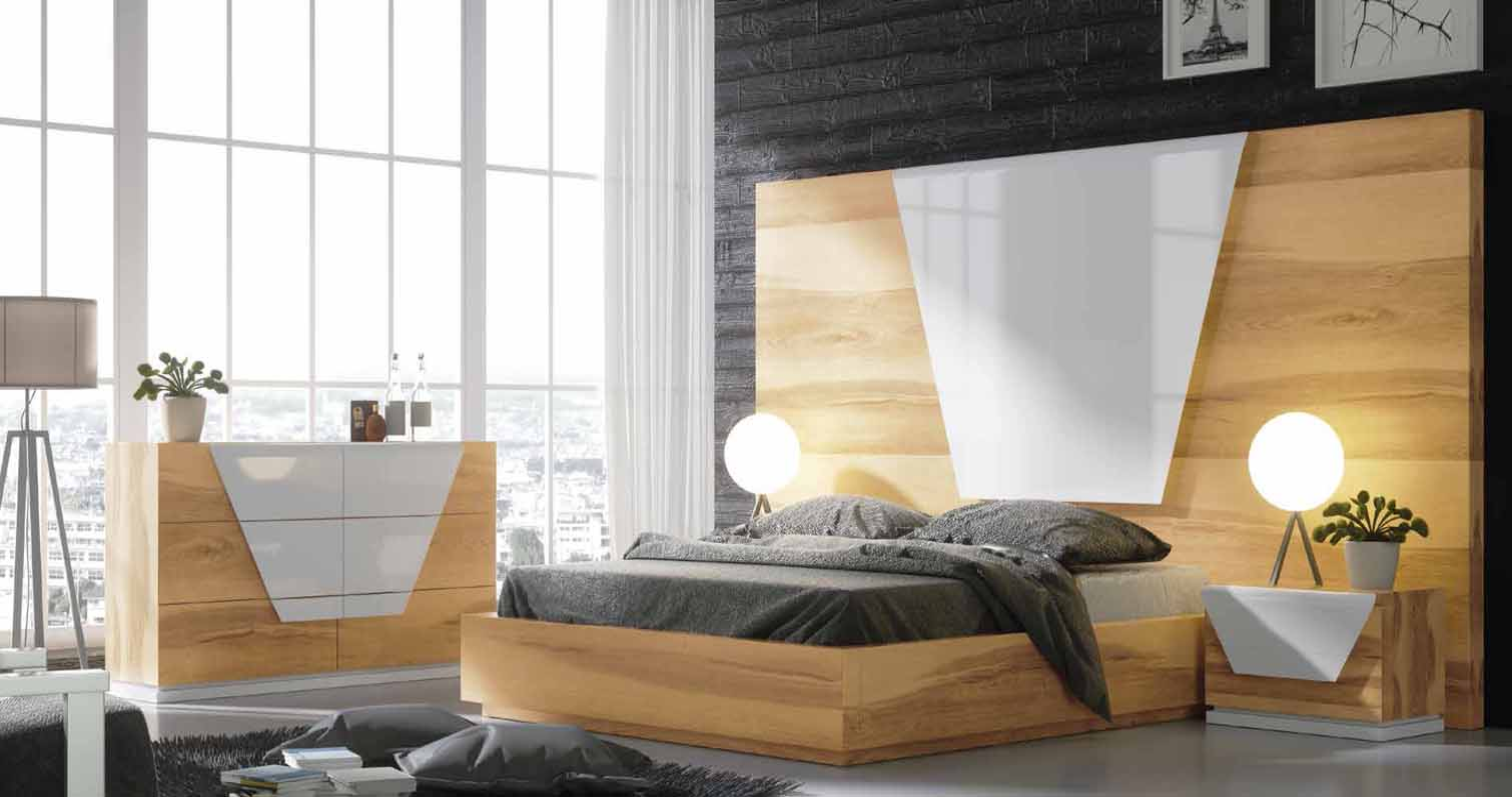 Camas lacadas para ni os for Muebles y dormitorios