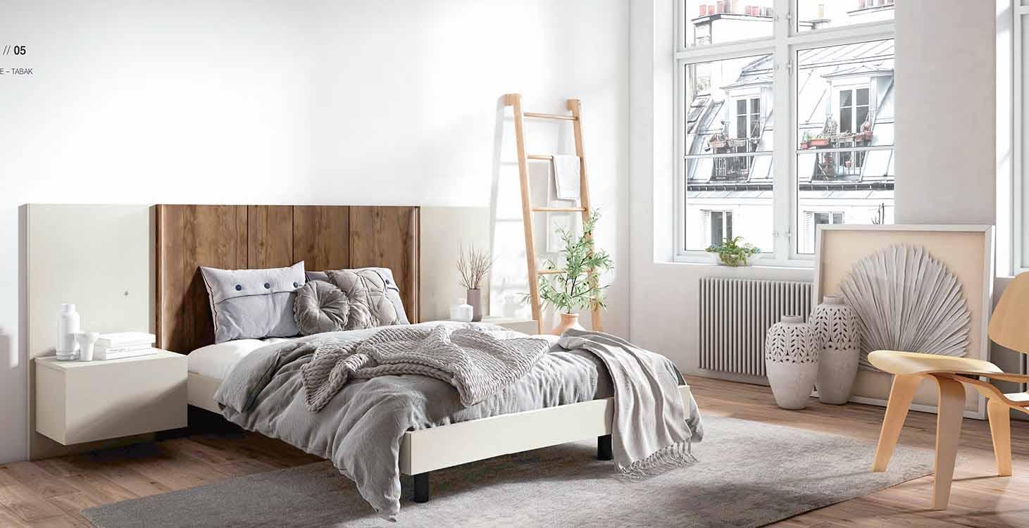 Camas bajas bonitas for Dormitorios juveniles modernos precios