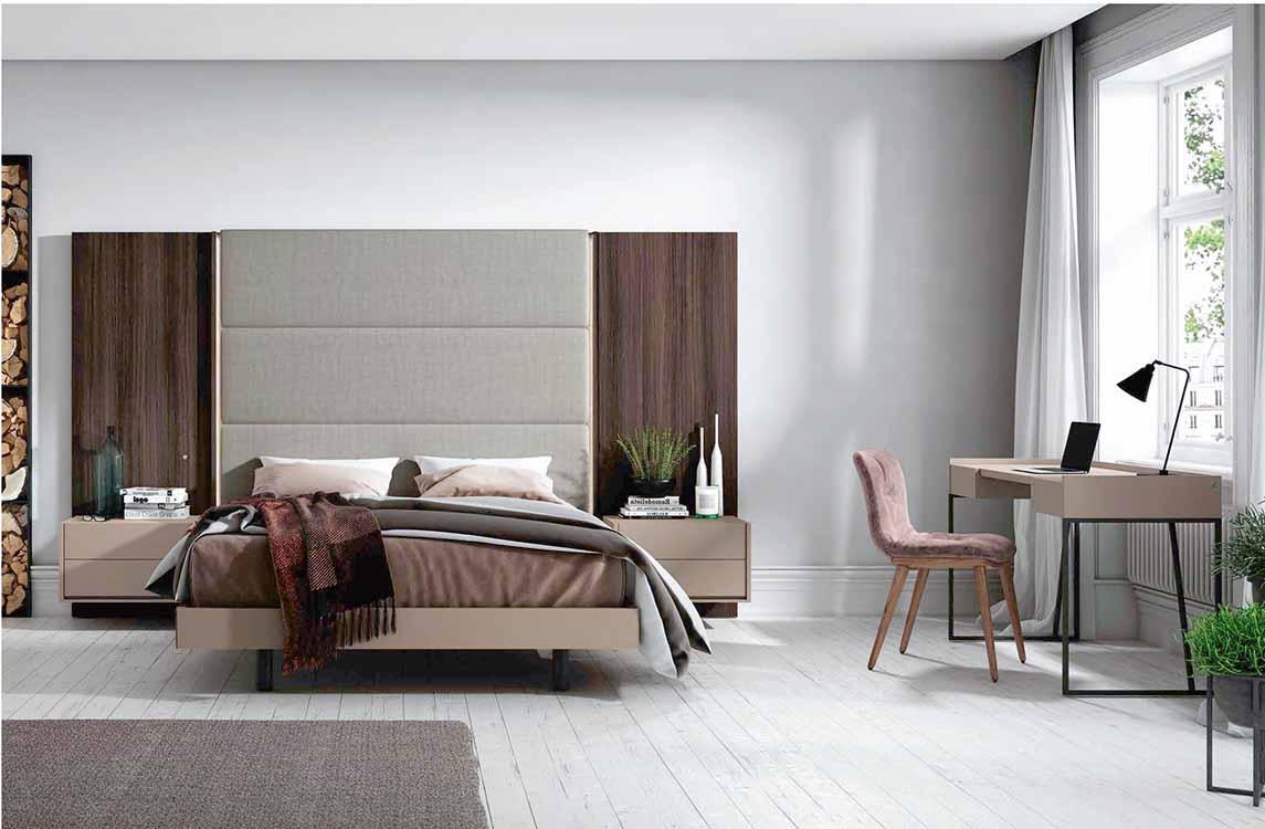 http://www.munozmuebles.net/nueva/catalogo/dormitorios-actuales.html -  Fotografía de muebles económicos en tienda de Madrid