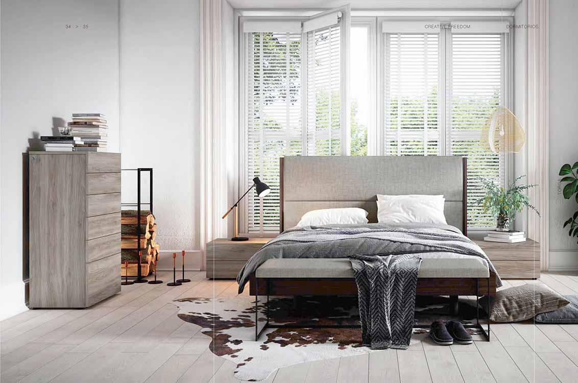 Cabeceros grandes para ni os for Dormitorios juveniles modernos precios