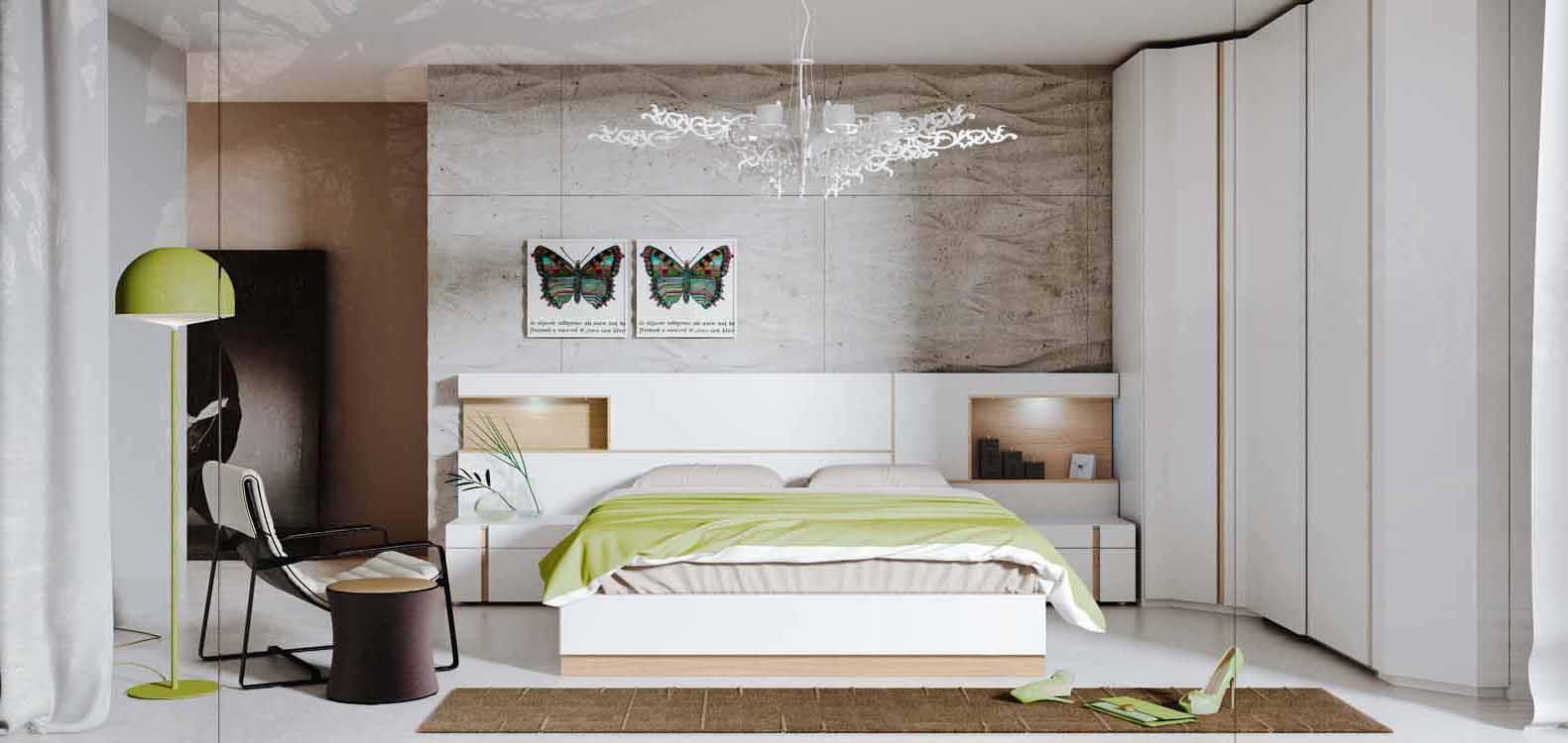 Camas y literas abatibles for Dormitorios actuales