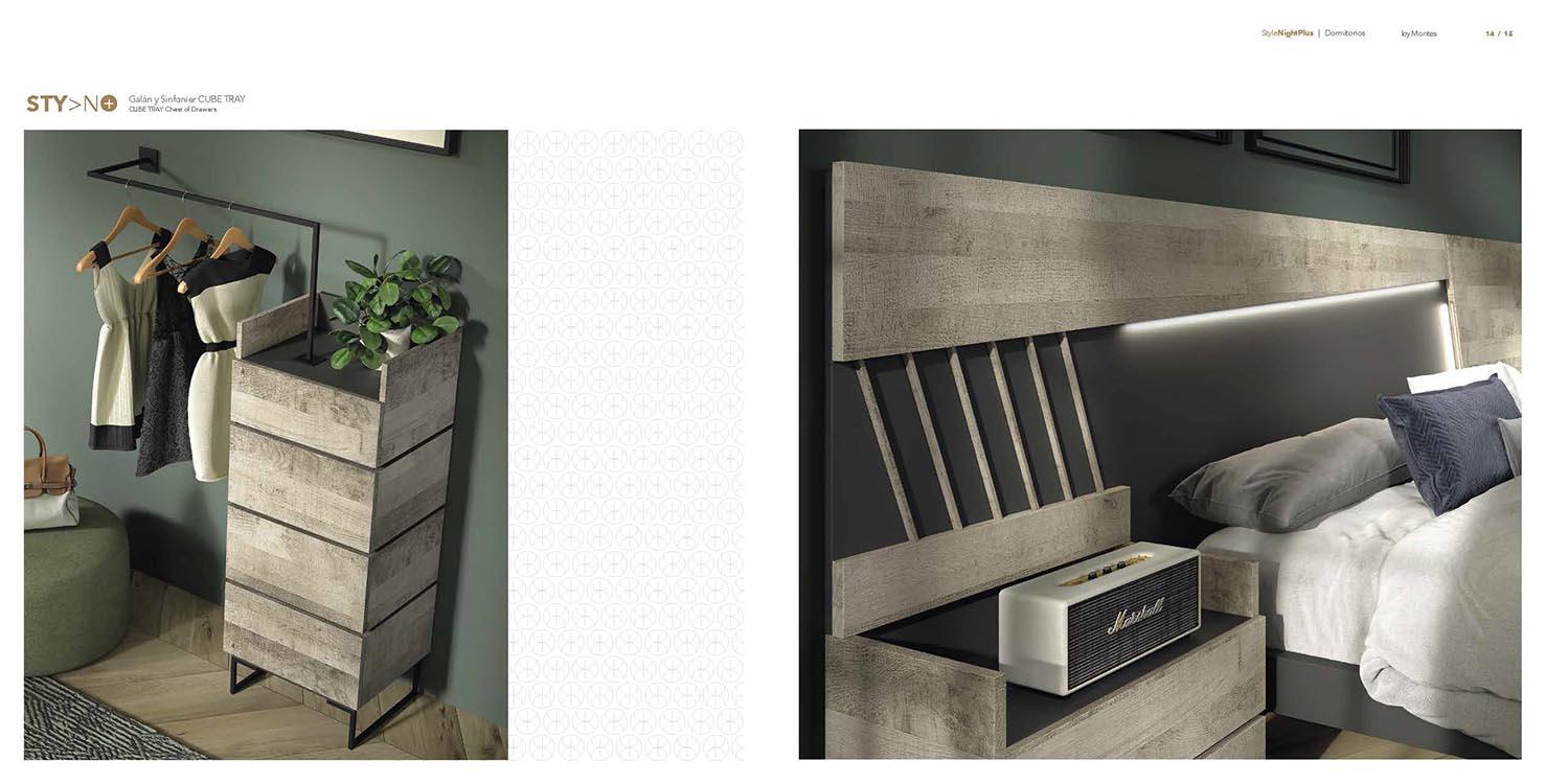 Dormitorios de matrimonio funcionales for Lo ultimo en dormitorios de matrimonio