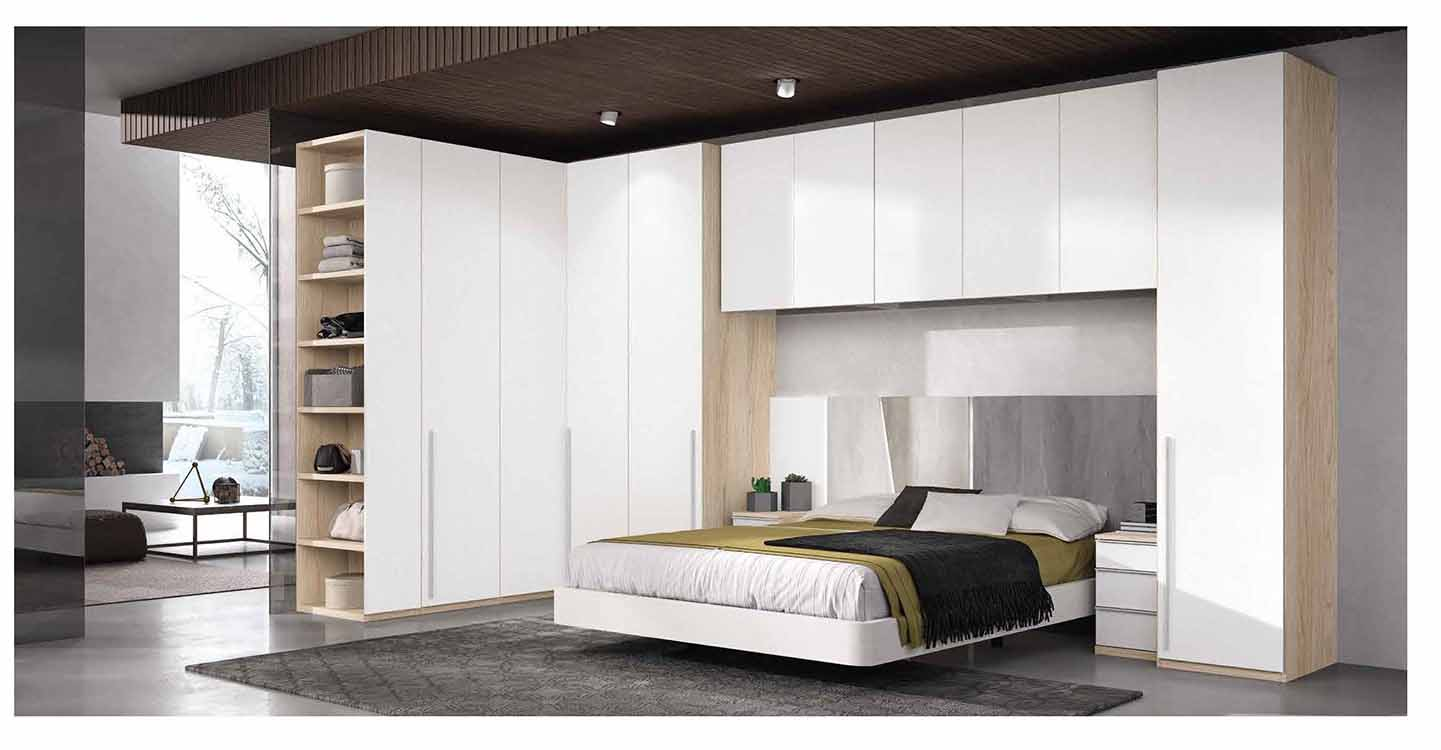 Muebles Muñoz  Modelo Código 1285  Catálogo 5  Dormitorios