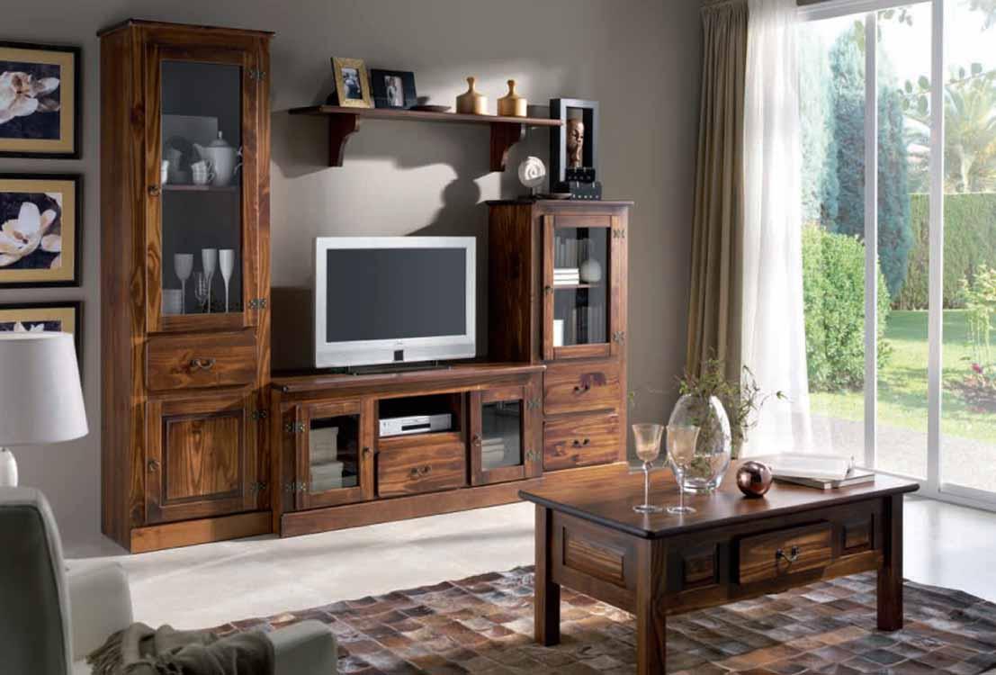Cabeceros color roble - Muebles de salon originales ...