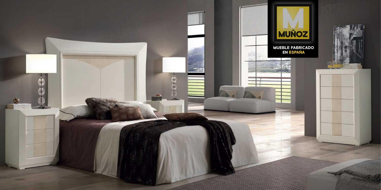 Dormitorios de matrimonio con cabeceros for Cabeceros de dormitorios