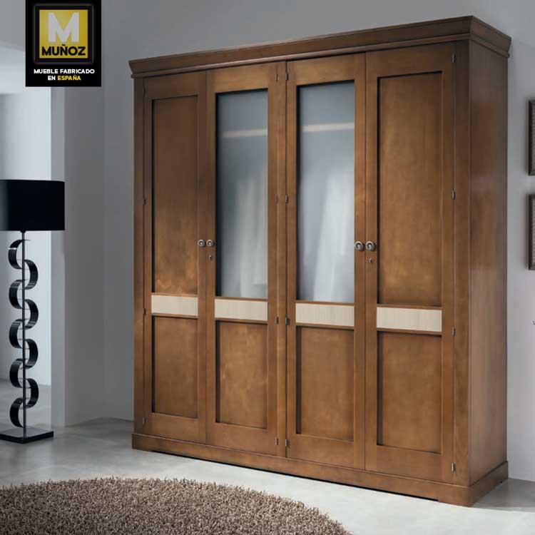 http://www.munozmuebles.net/nueva/catalogo/dormitorios-clasicos.html - Fotografía  de muebles para jóvenes en Móstoles