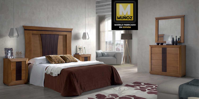 http://www.munozmuebles.net/nueva/catalogo/dormitorios-clasicos.html - Fotos con  muebles negros en carretera de extremadura
