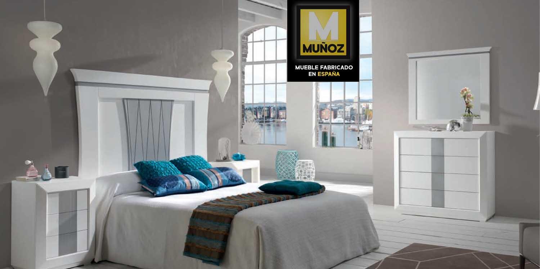 Dormitorios de matrimonio minimalistas Muebles dormitorio