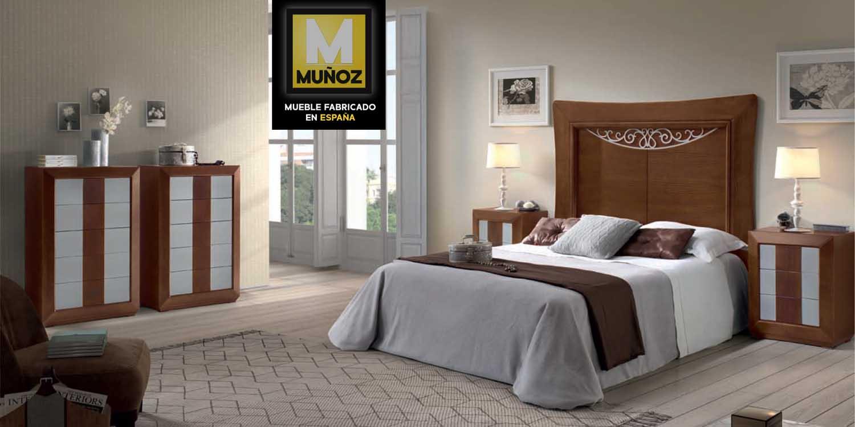 Dormitorios de matrimonio nuevos for Catalogo de habitaciones de matrimonio
