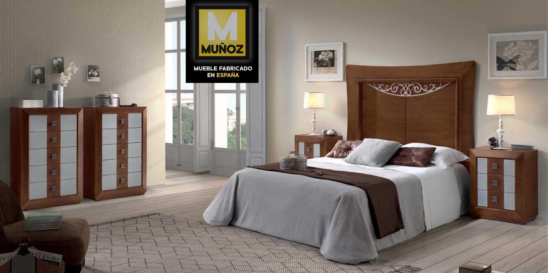 Cabeceros tapizados actuales for Dormitorios actuales