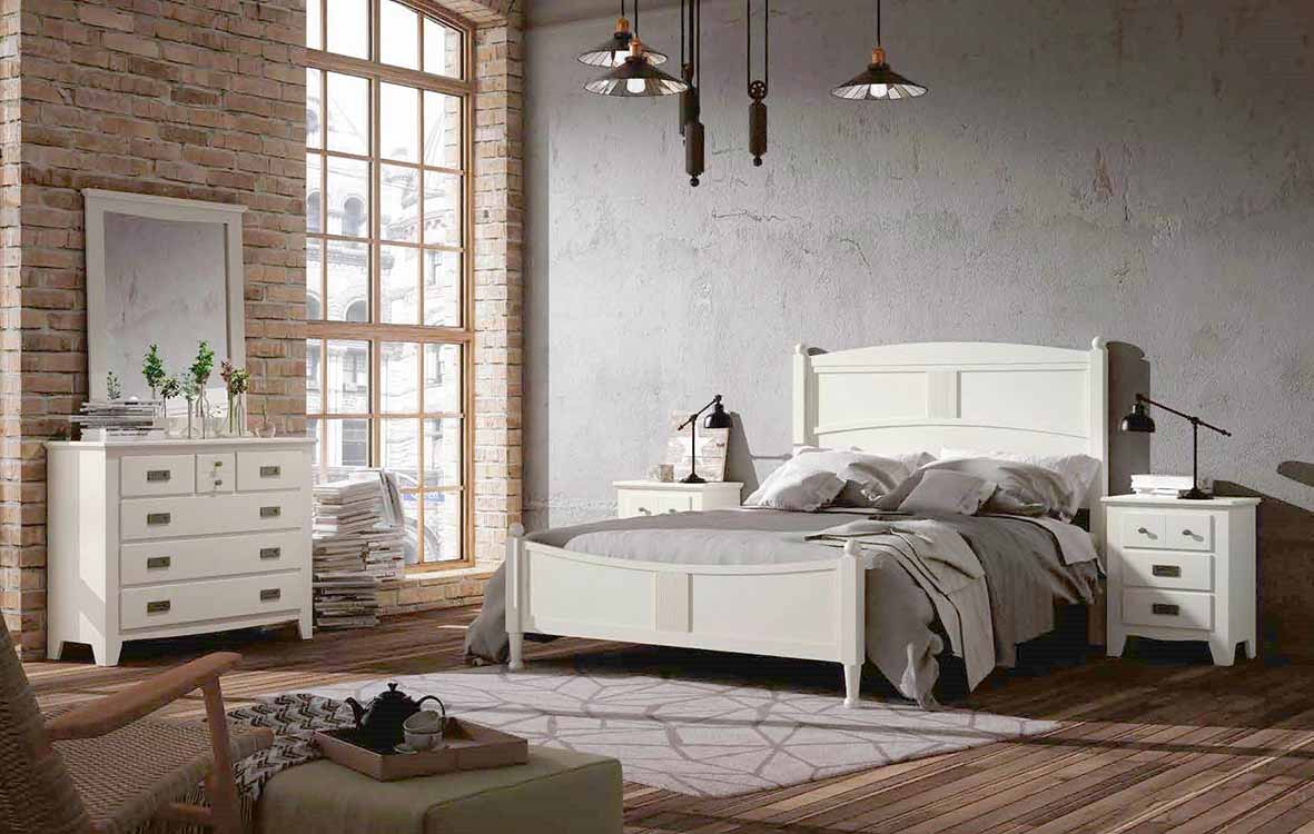 http://www.munozmuebles.net/nueva/catalogo/dormitorios-clasicos.html - Fotos de  muebles con puertas blancas y de cristal