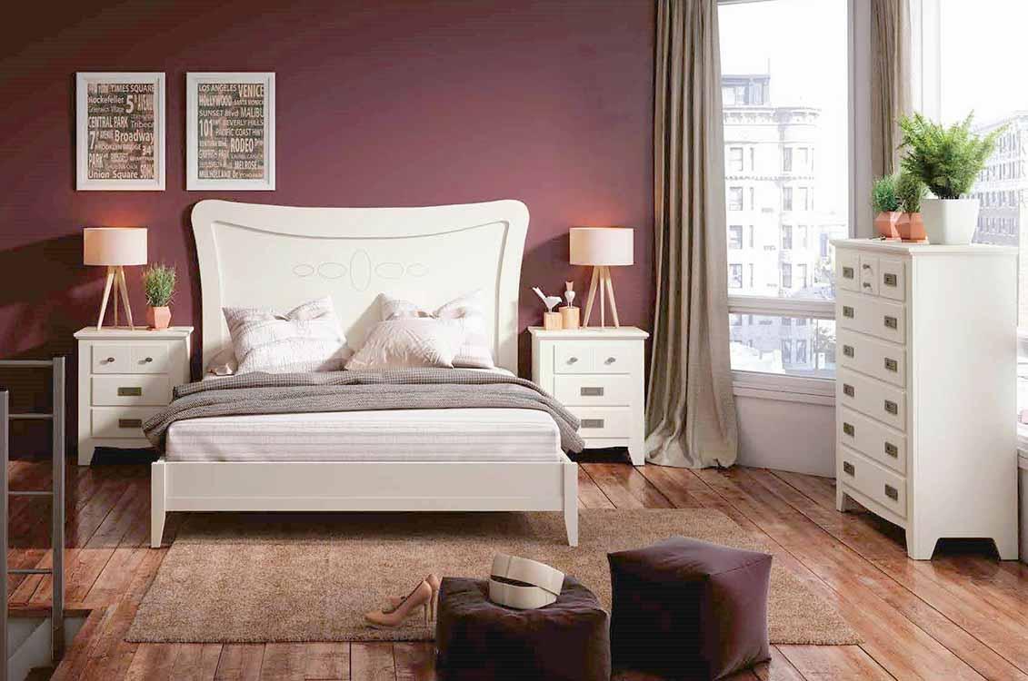 Muebles Muñoz  Modelo Código 1225  Catálogo 5  Dormitorios