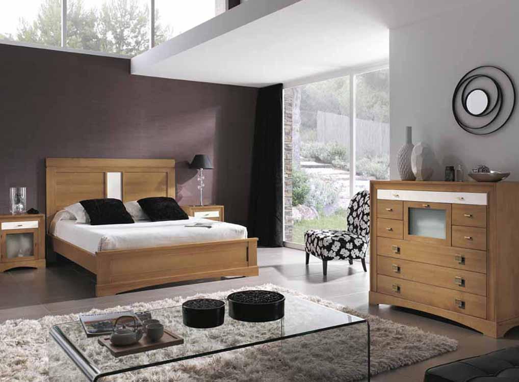 Dormitorios madera maciza - Armarios clasicos dormitorio ...