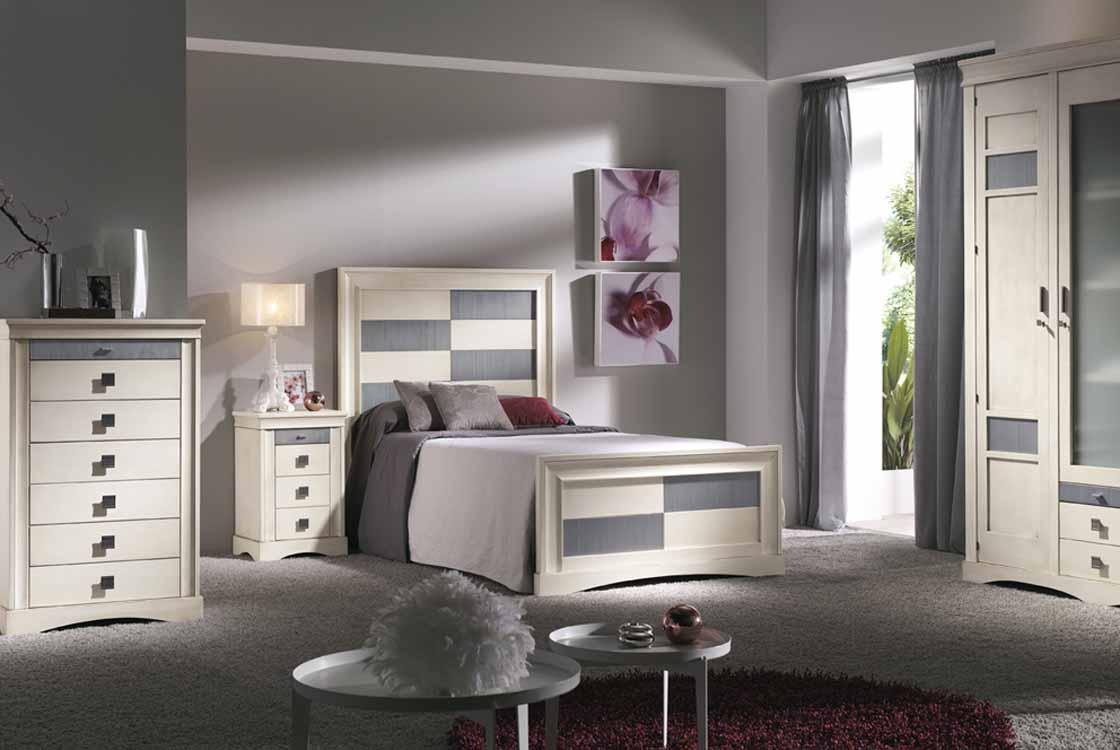 Armarios grandes infantiles for Dormitorios juveniles modernos precios
