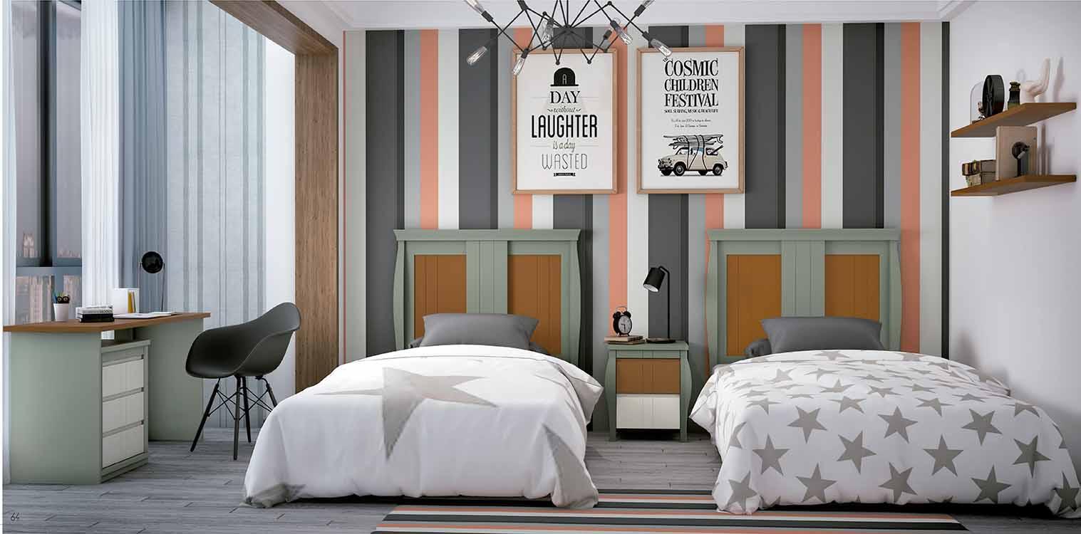 Dormitorios clásicos Catalogo 16 foto 11