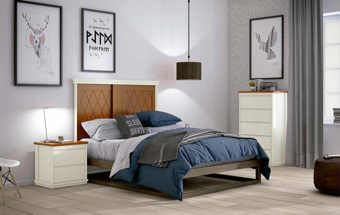 Dormitorios clásicos Catalogo 16 foto 3