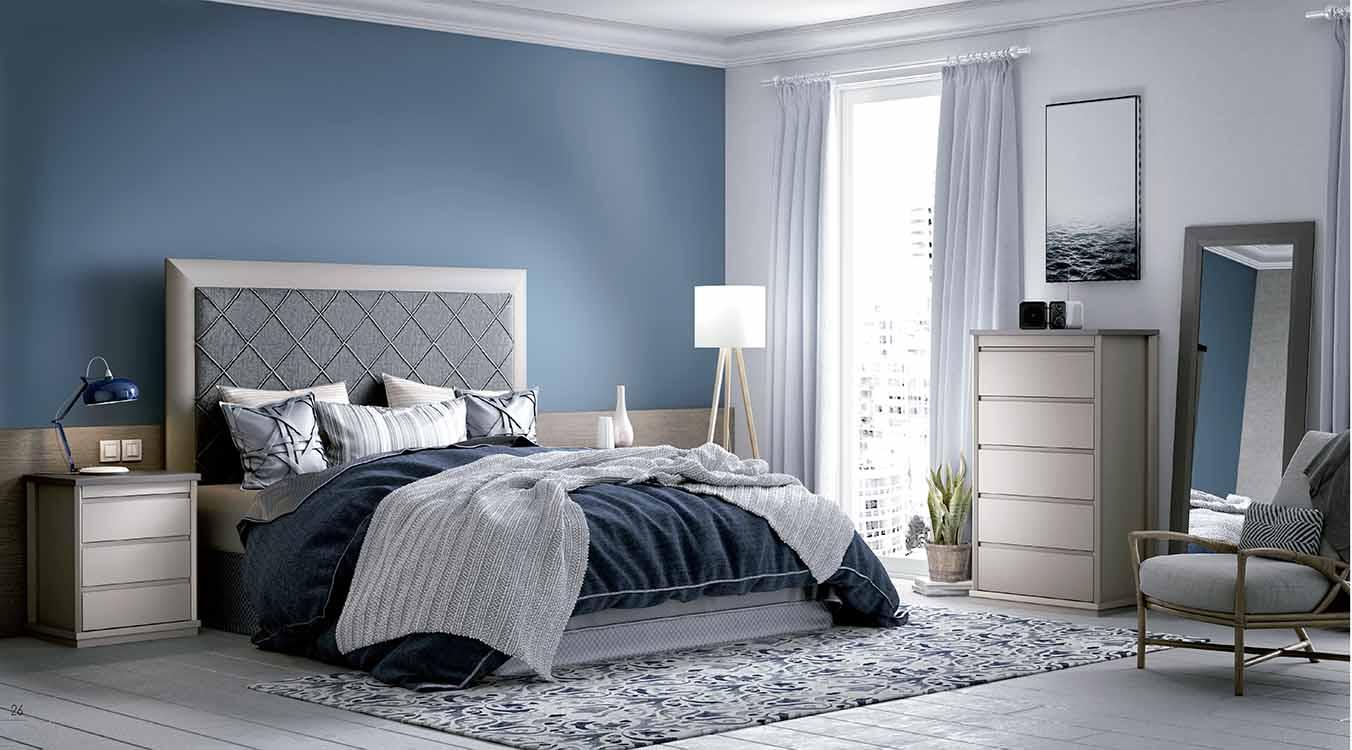 Dormitorios clásicos Catalogo 16 foto 5