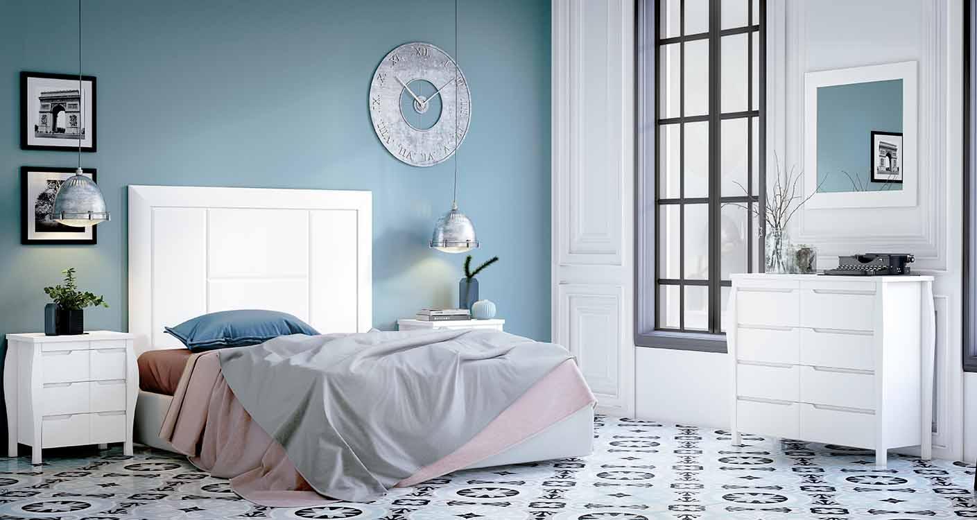 Dormitorios clásicos Catalogo 16 foto 6