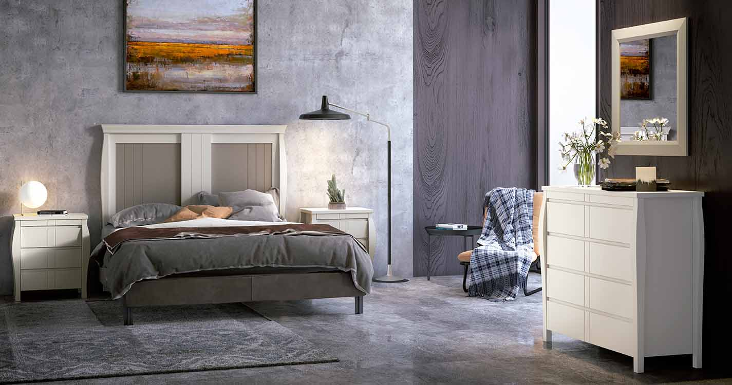 http://www.munozmuebles.net/nueva/catalogo/dormitorios-clasicos.html - Fotos con  muebles de color fucsia