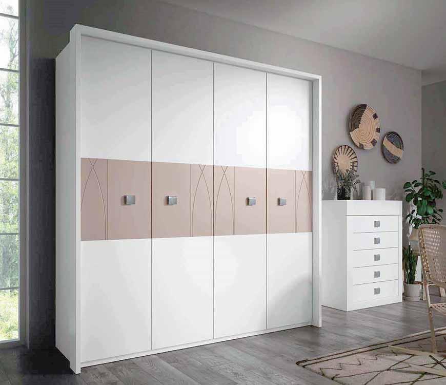 http://www.munozmuebles.net/nueva/catalogo/dormitorios-clasicos.html - Fotografía  de muebles de color burdeos
