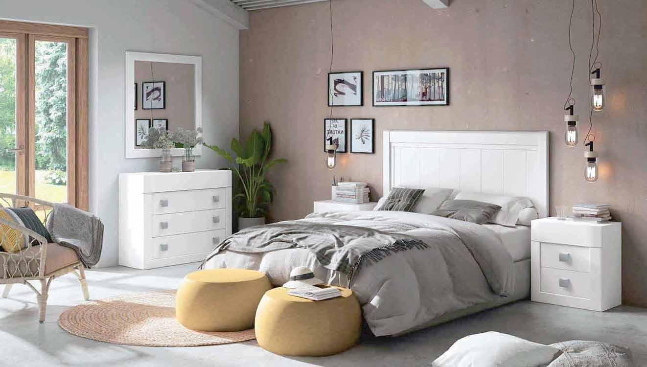 Dormitorios modernos online for Cabeceros y canapes