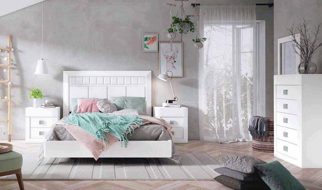 Murales de habitaci n de matrimonio for Comodas habitacion matrimonio