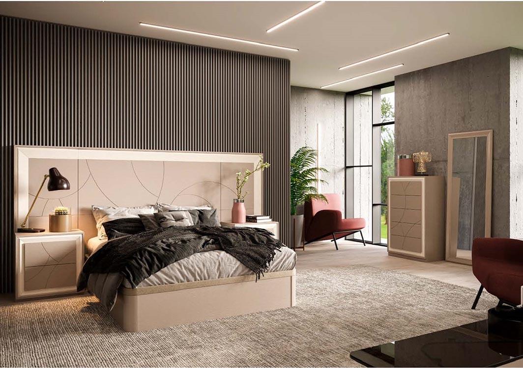 http://www.munozmuebles.net/nueva/catalogo/dormitorios-actuales.html -  Foto con muebles negros