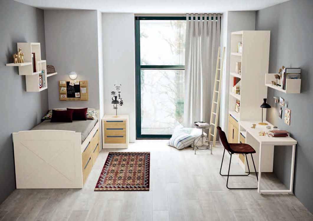 Mobiliario infantil barato for Armarios modulares baratos