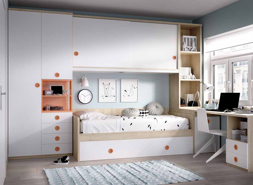 Cabeceros muy baratos para ni os for Dormitorios ninos baratos