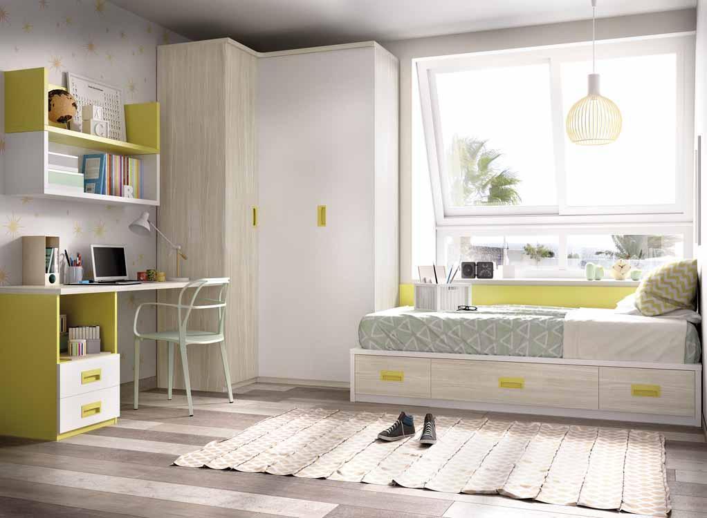 http://www.munozmuebles.net/nueva/catalogo/juveniles-macizos.html - Fotografías de  muebles en Madrid