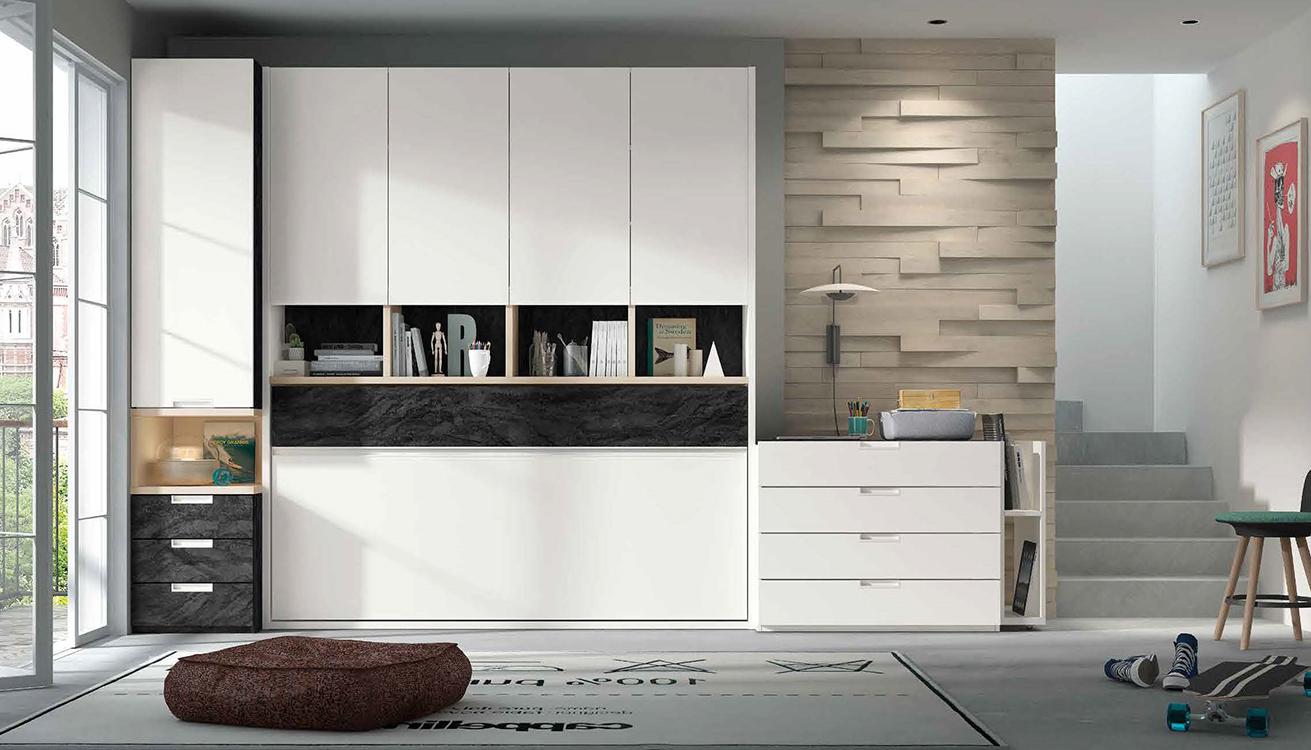 http://www.munozmuebles.net/nueva/catalogo/juveniles-modulares.html - Fotografías  con muebles de madera de aliso