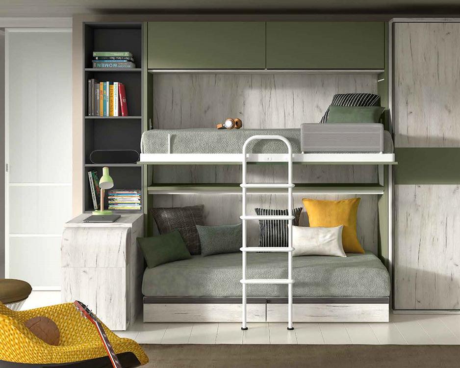http://www.munozmuebles.net/nueva/catalogo/juveniles-modulares.html - Fotografías  con muebles de madera de teka