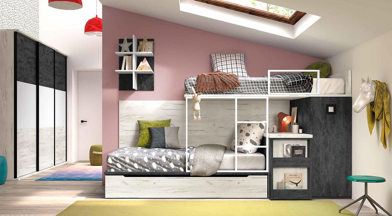 http://www.munozmuebles.net/nueva/catalogo/juveniles-modulares.html - Fotos de  muebles en Toledo
