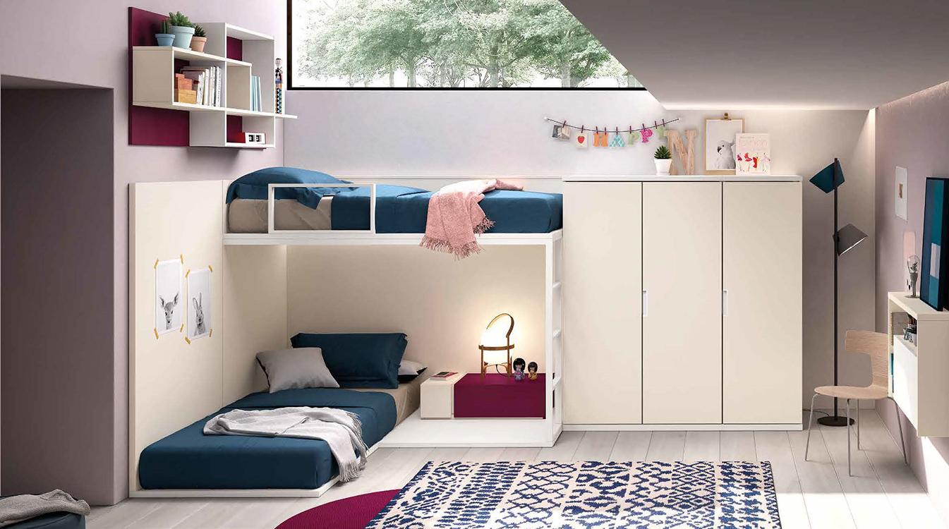 Habitaciones modernas contempor neas for Ver modulares modernos